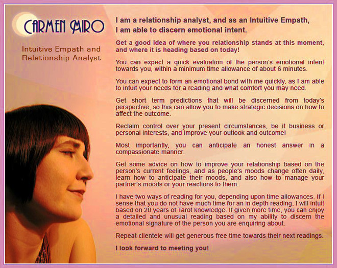 Empathic Relationship Analysis